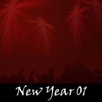 Free New Year Scrapbook Backdrops, Paper, Book Downloads