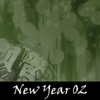 New Year Backdrops