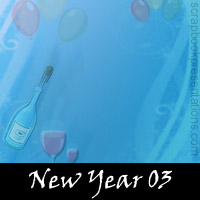 Free New Year Scrapbook Backdrop, Paper, Book Downloads
