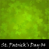 St. Patrick's Day Backdrops