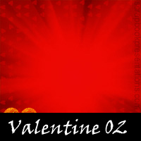 Free Valentine Scrapbook Backdrop, Paper, Book Downloads