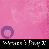 International Women's Day Backdrops