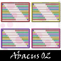 Free Abacus Embellishments, Scrapbook Downloads, Printables, Kit