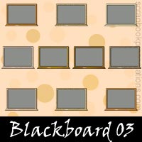 Free Blackboard Embellishments, Scrapbook Downloads, Printables, Kit