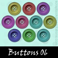 Free Button Embellishments, Scrapbook Downloads, Printables, Kit