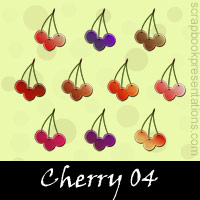 Free Cherry SnagIt Stamps Download