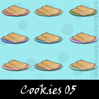 Free Cookie Embellishments, Scrapbook Downloads, Printables, Kit