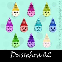 Dussehra PNG's