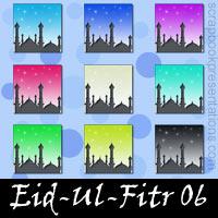 Eid-ul-Fitr Snagit Stamps