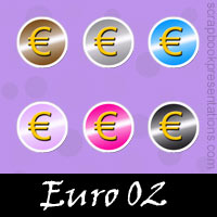 Free Euro Embellishments, Scrapbook Downloads, Printables, Kit