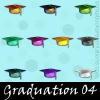Graduation Snagit Stamps