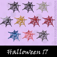 Free Halloween Embellishments, Scrapbook Downloads, Printables, Kit
