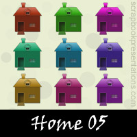 Free Home SnagIt Stamps, Scrapbooking Printables Download