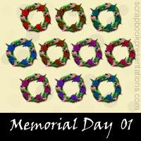Memorial Day pngs