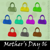 Mother's Day Snagit Stamps