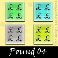 Free Pound SnagIt Stamps, Scrapbooking Printables Download