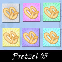 Free Pretzel SnagIt Stamps, Scrapbooking Printables Download
