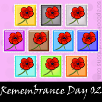 Remembrance Day pngs