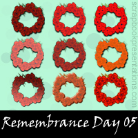 Remembrance Day Snagit Stamps