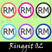 Free Ringgit Embellishments, Scrapbook Downloads, Printables, Kit