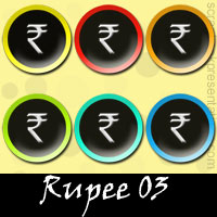 Free Rupee Embellishments, Scrapbook Downloads, Printables, Kit