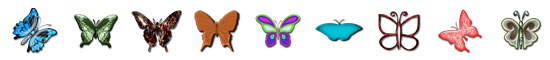 Free Butterfly SnagIt Stamps Scrapbook Downloads, Kit, Printables