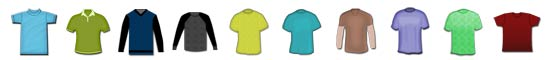 Free T-Shirts SnagIt Stamps, Scrapbooking Printables Download