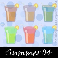 Summer Snagit Stamps