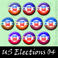US Elections snagit stamps