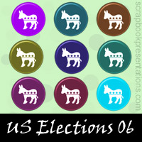 Free US Elections SnagIt Stamps, Scrapbooking Printables DownloadFree US Elections SnagIt Stamps, Scrapbooking Printables Download