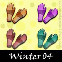 Winter Snagit Stamps